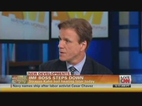 CNN American Morning interviews Jeffrey Shapiro