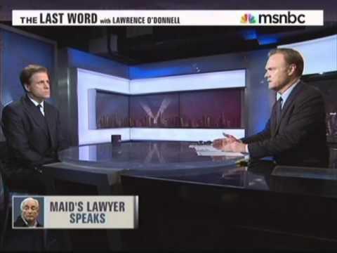 Jeffrey Shapiro - MSNBC's The Last Word