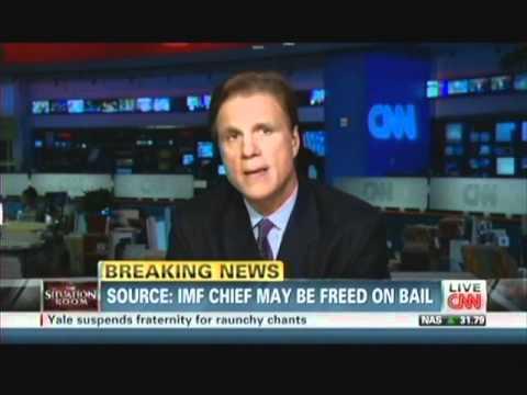 CNN Wolf Blitzer talks to Jeffrey J Shapiro