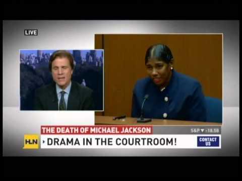 Jeffrey Shapiro talks about cause of Michael Jackson's death on HLN