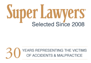 30 years Representing the Victims of Accidents & Malpractice Super Lawyers