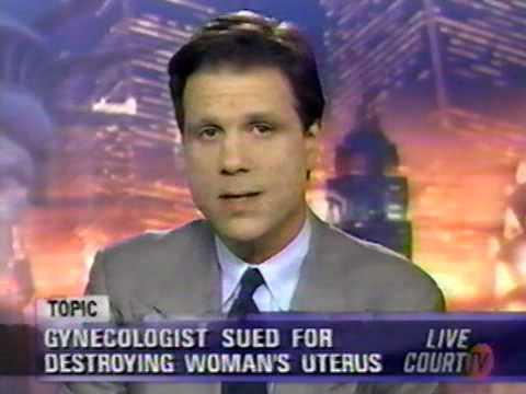 Jeffrey Shapiro - New York Attorney - Court TV talking about Medical Malpractice