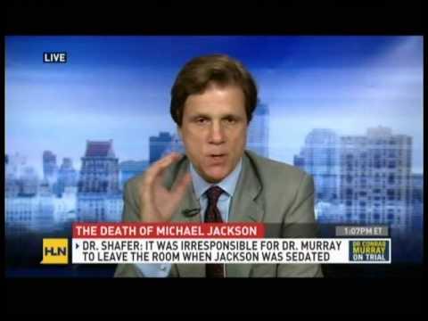 Cover Image on video Death of Michael Jackson - Jeff Shapiro - New York