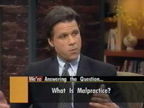 Jeffrey Shapiro -Medical Malpractice