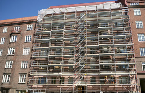 Building Renovation Accidents Lawyer