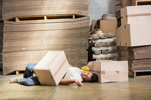 Unsafe New York Work conditions can lead to injury