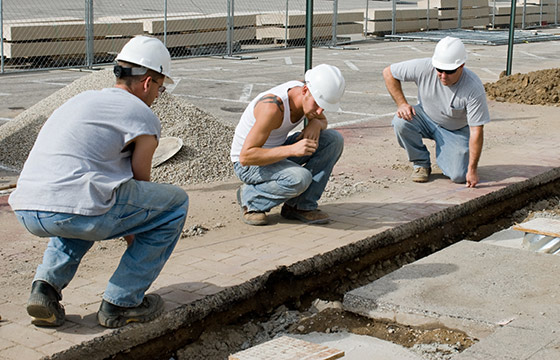 Construction Site Trench Accidents