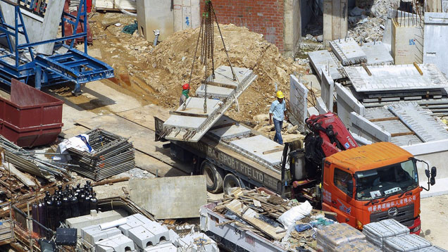 Construction accident lawyer in the Bronx