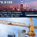 Crane Collapse Injury Attorney - New York