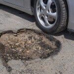 Pothole Accidents in NYC